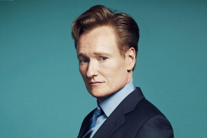Conan O'Brian Comic Con 2018