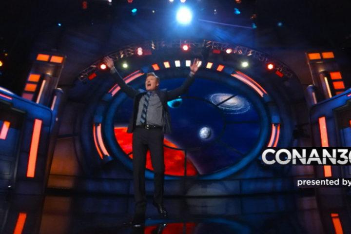 Conan Comic Con 360